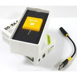 Дозиметр DO-RA VDR-IRQ1801 (желтый)
