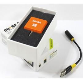 Дозиметр DO-RA VDR-IRQ1801 (оранжевый)