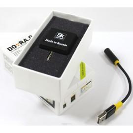 Дозиметр DO-RA VDR-IRQ1801 (черный)